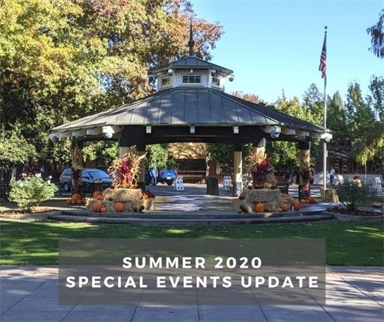 Summer events have been canceled