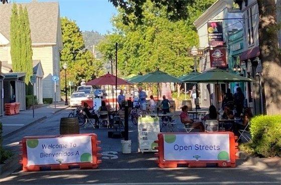 Open Streets Program