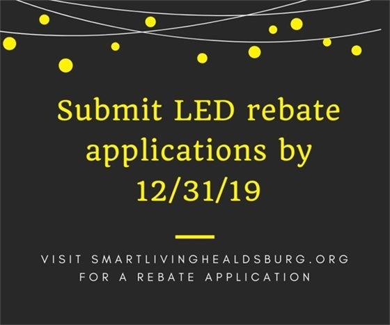 LED Rebate Program
