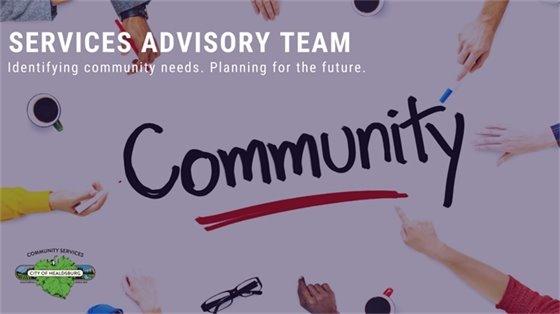 Services Advisory Team image