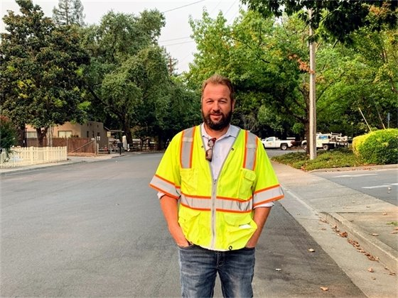 Image of Public Works Senior Engineer Clay Thistle