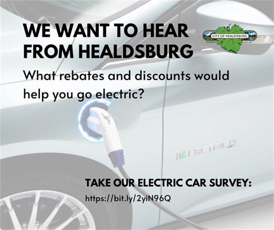 Image of EV survey