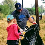 Foss Creek Cleanup