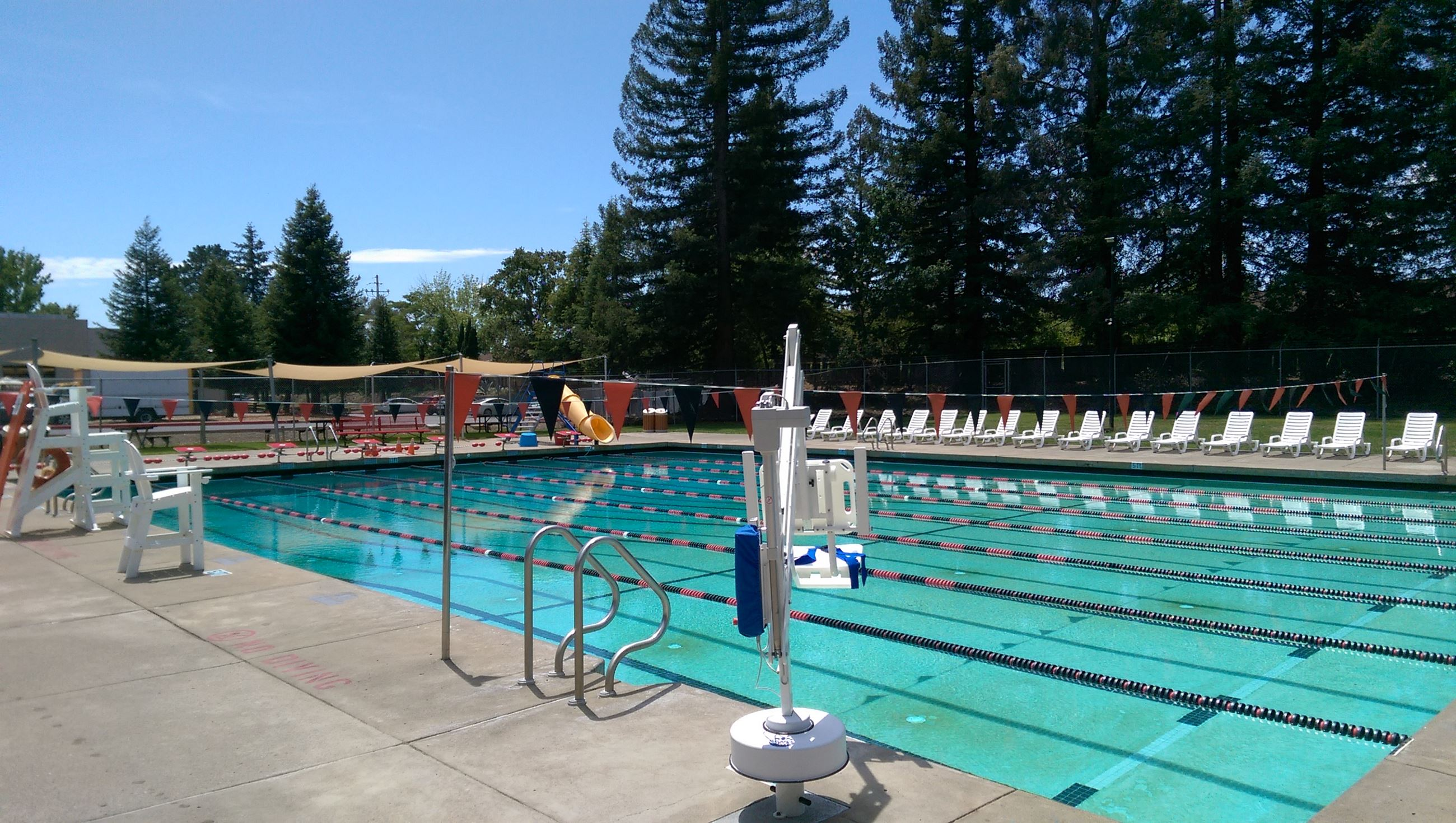 Healdsburg Swim Center