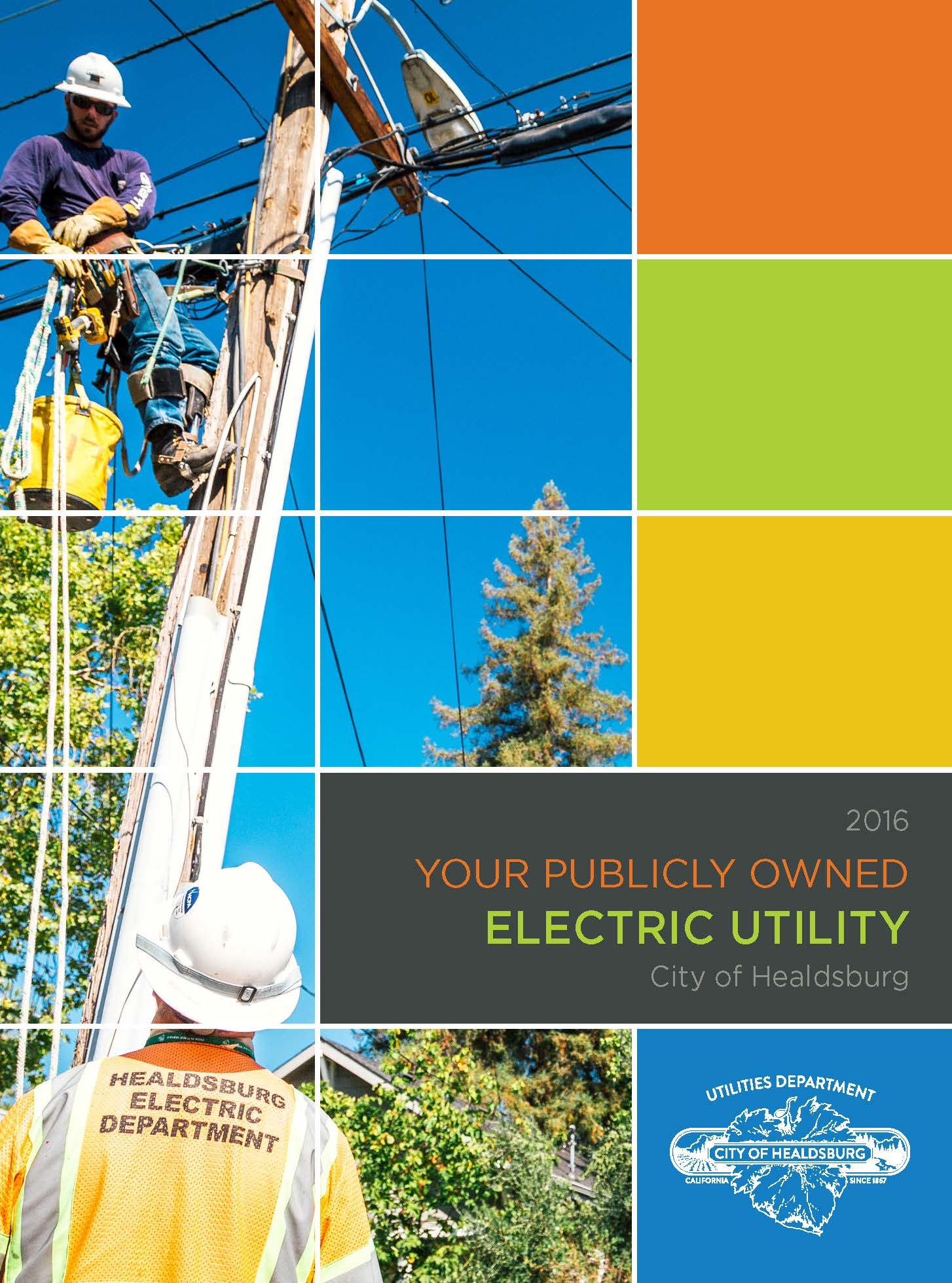 2016 Electric Report